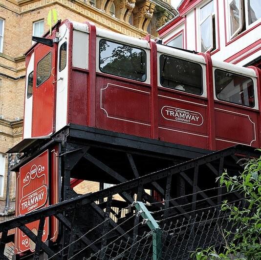Scarborugh Tramway