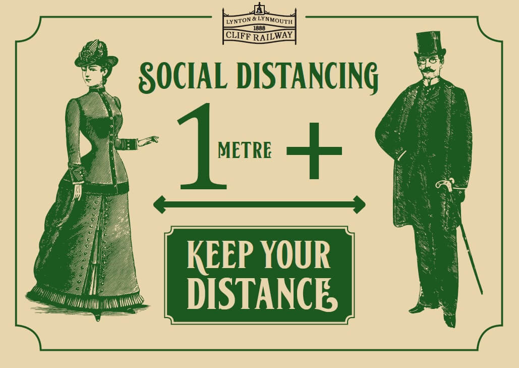 Victorian Social Distancing