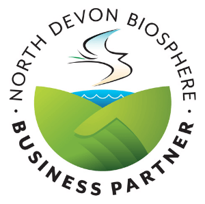 Lynton & Lynmouth are delighted to work with North Devon Biosphere.