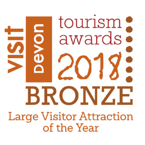 Lynton & Lynmouth are delighted to be awarded Bronze in Devon Tourism Awards 2018.