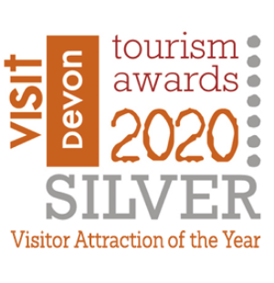 Lynton & Lynmouth are delighted to be awarded Silver in the Devon Tourism Awards.