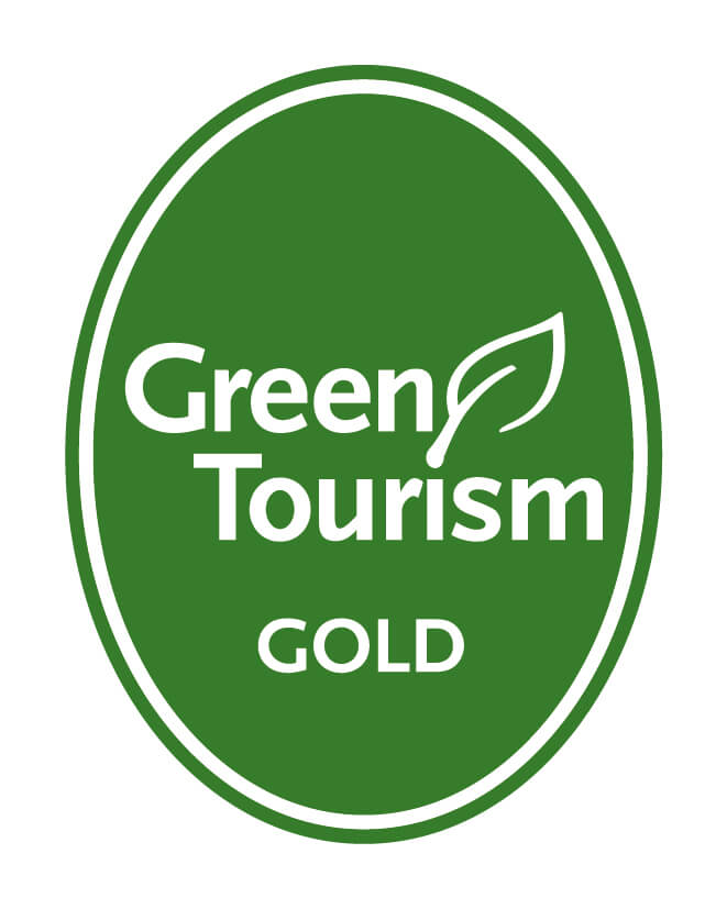 Gold Green Tourism Award